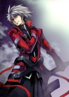 Ragna the Bloodedge by AnjelicCredo