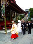 Shinto Wedding by Frotu
