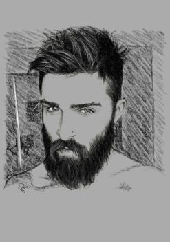 Chris John Millington by DaVinci-MeeDoo
