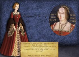 Tudor Queens Series- Catherine Of Aragon by Lucrecia-89