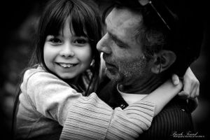 pere et fille by Basile-Tirard