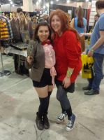 Amy and the Doctor - Wizard World Philly by CptTroyHandsome
