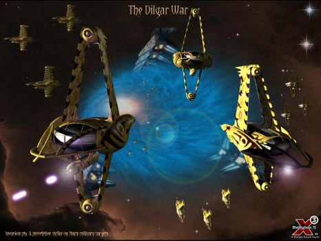 The Dilgar War : Preemtive strike by SAVOTW