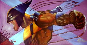 Wolverine - X-Man by JohnHLynch