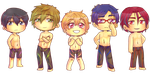 Free! by awesomeyuan