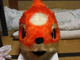 floatzel fursuit head by ensiryu
