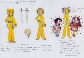 Stephano Reference Page by blackbeltkitten009