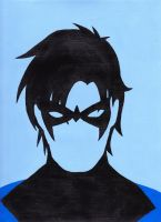 Nightwing by dayninja