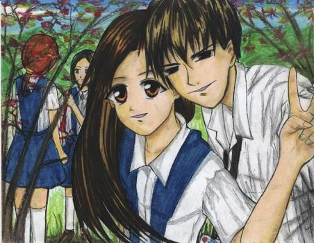 A Date in a Fieldtrip by hitome