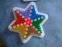 colors star hama by Nenetchy