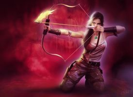 Tomb Raider Contest by JdelNido