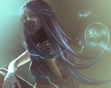 Smognant. by hybridgothica