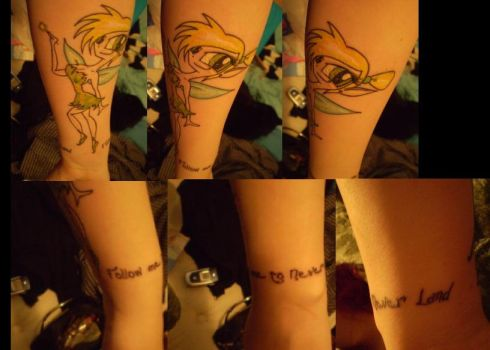 Tink Tattoo by Littleboo2002