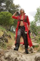 dante devil may cry 3 by Spiral-simon