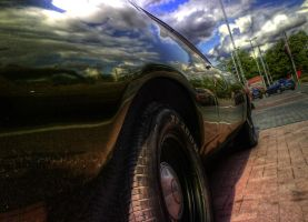 Green Charger Recharged by damagefilter