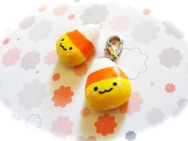nigel the candy corn by circuskillers