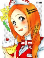 Orihime colorize by FunnySanguevivo
