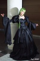 Code Geass_Green-haired witch by AtlantisLux