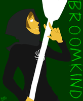 BROOMKIND by DrowVisionary