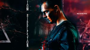 Tom Hiddleston wallpaper 18 by HappinessIsMusic