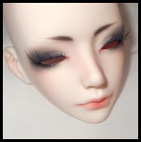 Zaoll Luv Jrock face-up by Distractus