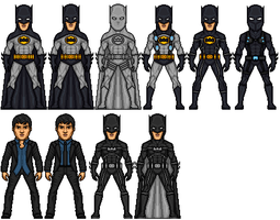 Bruce Wayne - The Batman (2004) by MicroTraceour