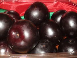 Plums by angela808