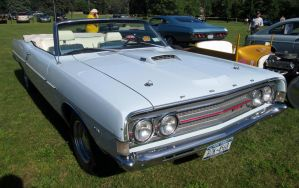 (1969) Ford Torino GT Converitble by auroraTerra