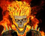 Ghost Rider by mark1up