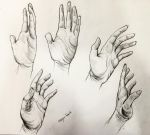 Hands by xMegalynx