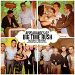 Appearances 02 BTR - KCA 2013 by alwaysbemybtr