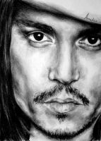 Johnny Depp by frescasebrava
