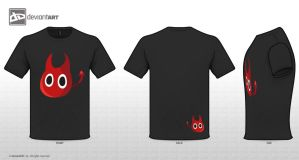 Monster for T-Shirt Challenge by Evonyx3