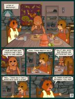 Tooth and Claw - Iss 2 - Pg 3 by Sprybug