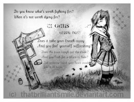 21 Guns by thatbrilliantsmile