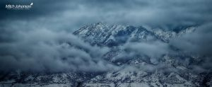 Winter Clouds HDR by mjohanson