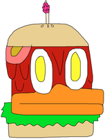 Duckburger by jacobyel