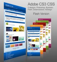 Adobe CS3 FL Journal Skin by Thewinator