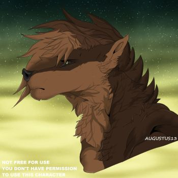 My new character by Augustus13