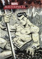 NAMOR card by DaveBullock