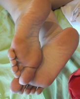 Morning Soles: strangely clean! by Whor4cle