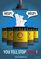 You Tell Stop Shell! by jrdl30