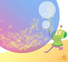 Katamari Damacy fanart by spidercandy