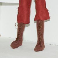 Elfquest boots by beedoll