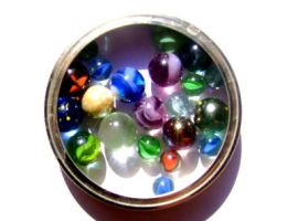 ..marbles three.. by anythingliketoday