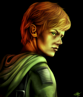 The Maze Runner: Newt by River-Painted-Gold