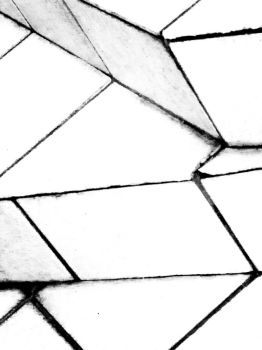 Tiles of white by lovevideo