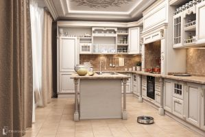 Kitchen by Pavel-Rentone