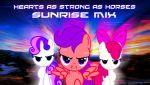 Hearts as Strong as Horses (Sunrise Mix) Cover art by daniel10alien