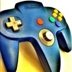 Old Nintendo Controller by afonsocampos99